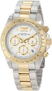 Invicta INVICTA-9212 - Reloj de hombre de cuarzo blanco de Invicta