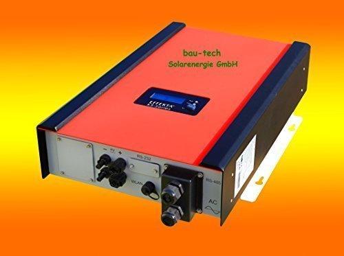 Effekta Wechselrichter KS-3600ST PV Solar für Einspeisung ins Stromnetz