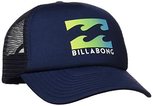 BILLABONG Jungen Podium Trucker Schirmmütze Navy/Lime One Size -