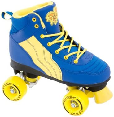 Rio Roller Kids Quads Pure Blue Yellow