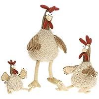 Amazon.fr : poules decoratives - Figurines / Objets de collection : Cuisine & Maison