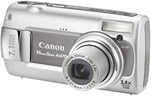 Canon Powershot A470 Kamera
