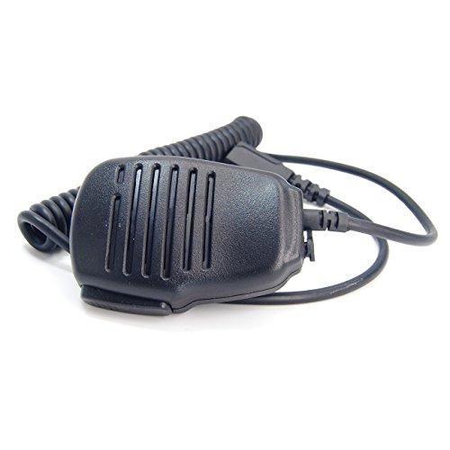 EASYTALK KMC-25 Lautsprecher Funkgeräte Handheld Mikrophon für QUANSHENG PUXING WOUXUN TYT BAOFENG UV5R KENWOOD Funkgeät