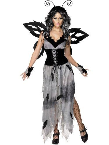 Disfraz de Mariposa Gótica para Mujer