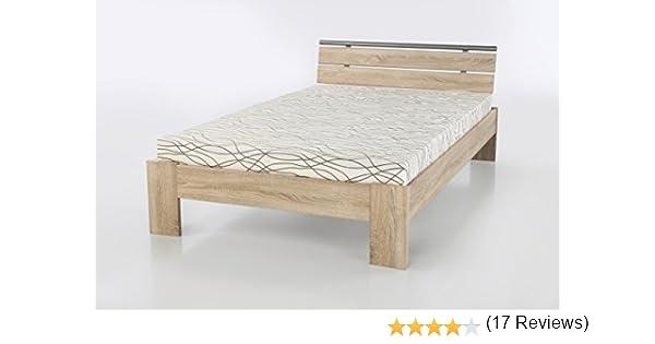 Letti Bassi Una Piazza E Mezza : Avanti trendstore jola letto futon in laminato di quercia grezza