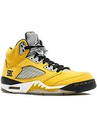Nike JR MAGISTAX ONDA II TF - Zapatillas de fútbol, Unisex infantil, Negro -