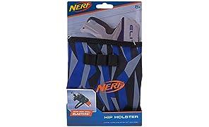 NERF 11503 Elite Hip Holster, One Size