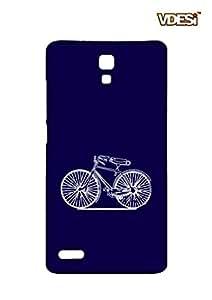 VDESI Designer Matte Back Cover For Xiaomi Redmi Note 4G -11540127