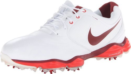 2014-nike-lunar-control-ii-mens-leather-golf-shoes-white-team-red-10uk