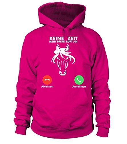 Pferd Shirt · Pferde · Reiten · Reiterin · Reitsport · Springreiten · Pferdehalt Männer Frauen Kapuzenpullover