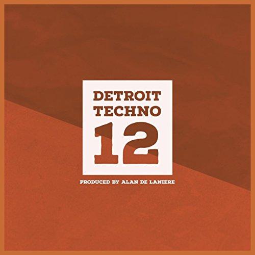 Detroit Techno, Vol. 12