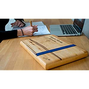 Massivholz MacBook Case inkl. Gravur | Made In Germany
