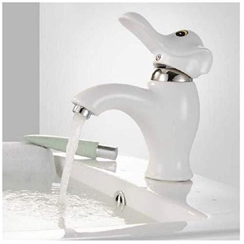 Grifo Cocina Lavabo Baño Bañera Jardin Lavabo Forma De Elefante Baño Grifo Del Fregadero Ctzl1858