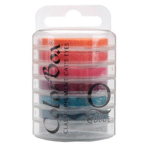 Unbekannt Clearsnap ColorBox Pigment Katzenauge Queue Stempelkissen 6kg-Sweet 16