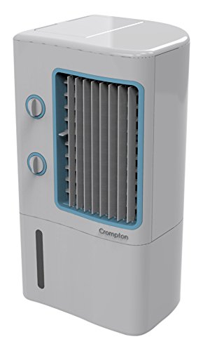 Crompton  Ginie Acgc-pac07 7-litre Personal Cooler (grey)