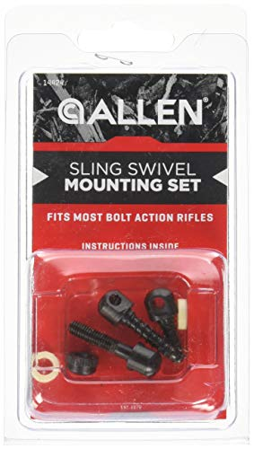 Allen Gun Sling Swivel MOUNTING Hardware, Bolt Action Gewehre -