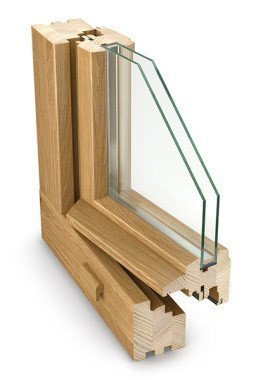Beste Preise Fenster Holzfenster Kiefer, Meranti, Eiche
