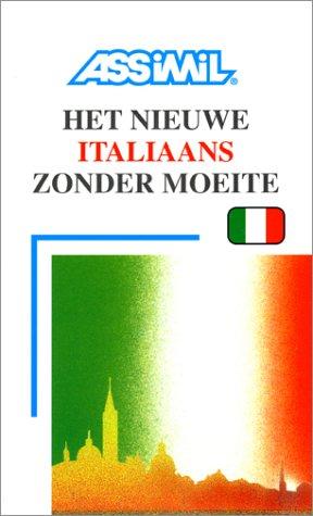 Het Nieuwe Italiaans zonder moeite (en néerlandais)