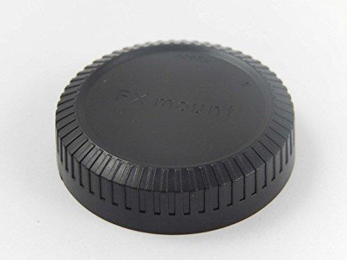 vhbw Objektiv Deckel Cap Abdeckung schwarz FX-Bajonett für Fuji/Fujifilm X100, X20, X200, X30, X70