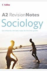 A Level Revision Notes – A2 Sociology (A-Level Revision Notes S.) Paperback