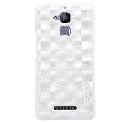 Asus Zenfone 3 Max ZC520TL Cover - IVSO Ultra Slim Protettiva Case Cover Custodia per Asus Zenfone 3 Max 5.2 ZC520TL Smartphone (Slim Fit Series - Bianco)