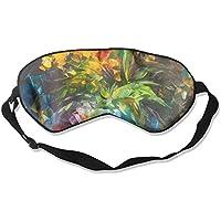 Sleep Eye Mask Oil Skull Abstract Lightweight Soft Blindfold Adjustable Head Strap Eyeshade Travel Eyepatch E5 preisvergleich bei billige-tabletten.eu
