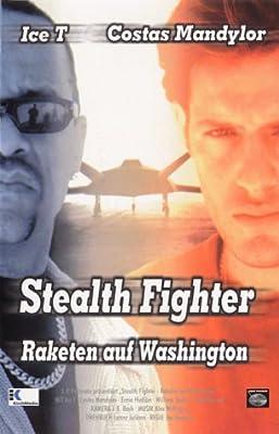 Stealth Fighter - Raketen auf Washington [VHS]