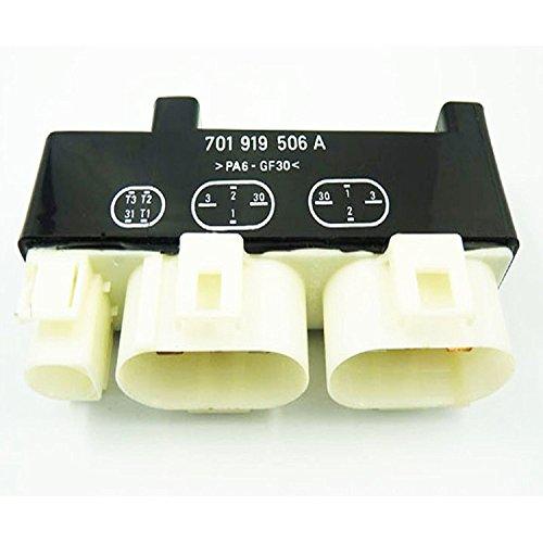 Neue Motor Kühlung Fan Control Switch Relais Modul 701919506eine Passform für EUROVAN 19931994199519961997199819992000200120022003 (Gebläsemotor Modul)