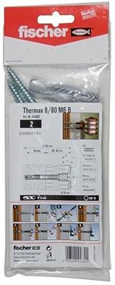 Fischer Gewindestange M6 THERMAX-8 / 120-M6B von Fischer bei Lampenhans.de
