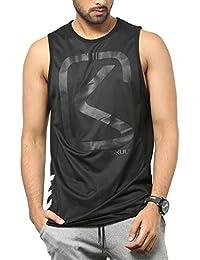 Skult By Shahid Kapoor Men's Polyester Vest