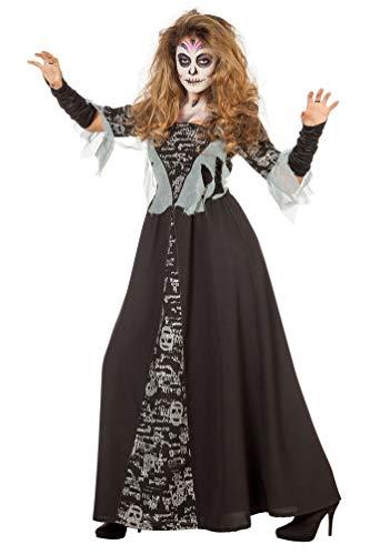 Karneval-Klamotten Zombie Kostüm Zombie Hexen-Kostüm Halloween Damenkostüm -