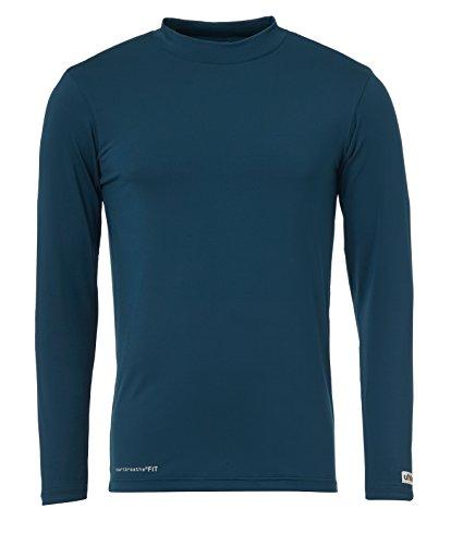 uhlsport Distinction Colors Baselayer Shirt Herren, Petrol, 2XL Preisvergleich