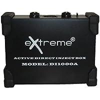 EXTREME DI1000A DIRECT BOX ATTIVA ( tipo behringer DI100 )