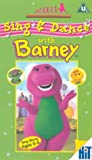 Picture Of Barney: Barney's Sing And Dance [VHS]