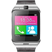 Aplus - Bluetooth Smart Watch Reloj Teléfono Inteligente con cámara