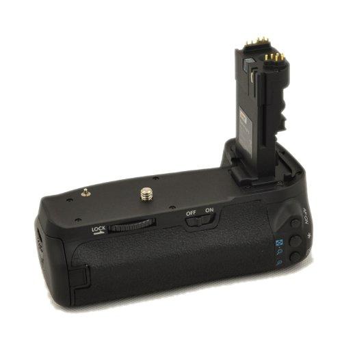 DSTE Pro BG-E9 BGE9 Battery Grip Holder for Canon EOS 60D SLR Camera