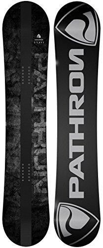 Pathron Snowboard Draft Grey Länge: 156cm (Snowboard Freeride 156cm)