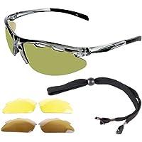 Wkaijc Männer Polarisiert Edelstahl Boxen Mode Kreativität Individualität Sonnenbrillen Sonnenbrillen,A