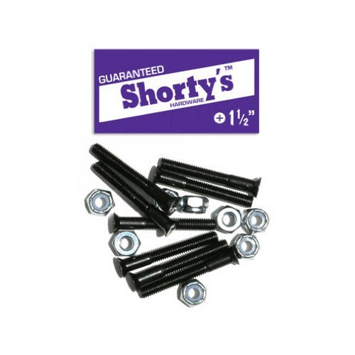 Shorty's 1-1/2 Phillips Skateboard Hardware by Shorty's