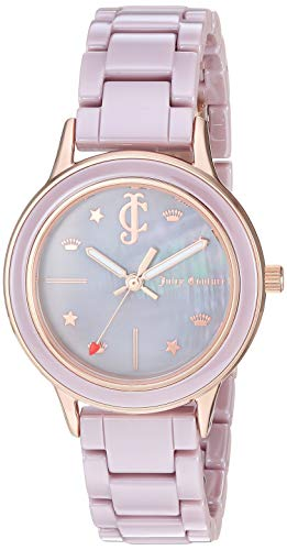 Juicy Couture Black Label Dress Watch JC/1046TPRG