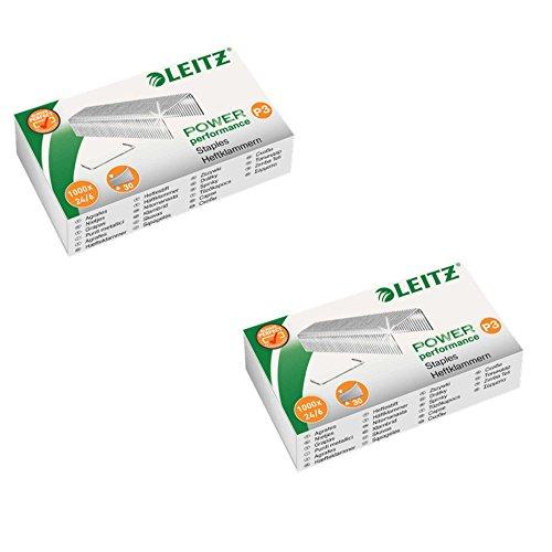 Leitz-Punti per spillatrice | disponibile in diverse dimensioni e quantità a scelta 24/6mm