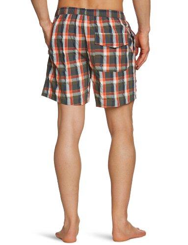 Schiesser - Boardshort - Homme Jaune (602-Orange)