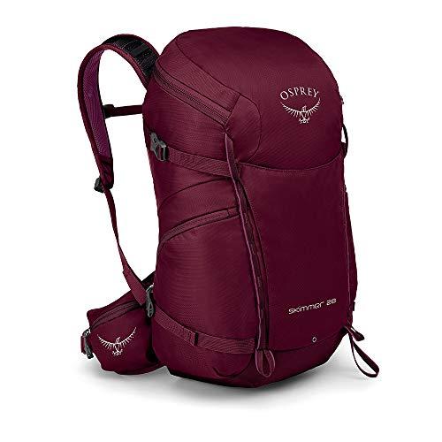 Osprey Skimmer 28 Women\'s Hiking Pack - Plum Red (O/S)