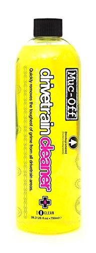 iger Drive Train 750ml, ohne Zerstäuber Reiniger, gelb, 750 ml ()