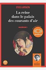 MILLENIUM 3 - STIEG LARSSON: Livre audio 2CD MP3 - Suivi d'un entretien exclusif avec Marc de Gouvenain (Millénium (3)) Audio CD