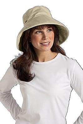 Coolibar Damen Hut UV-Schutz 50+