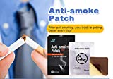 Kowth Anti-Smoke Patch 5x5cm Stop Smoking Patches for Smoking Cessation (30 patches)