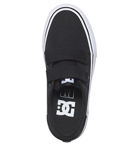 DC, Sneaker bambini Nero/Bianco