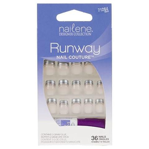 Nailene Designer Collection Runway Nail Couture False Nails - 05082 (71264)
