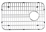 Alfi ALFI brand GR4019 Large Solid Kitchen Sink Grid, Stainless Steel